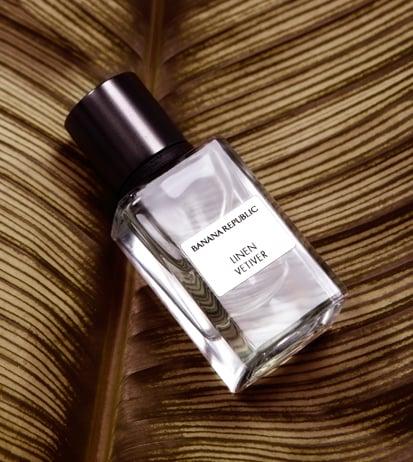 Linen Vetiver Perfume