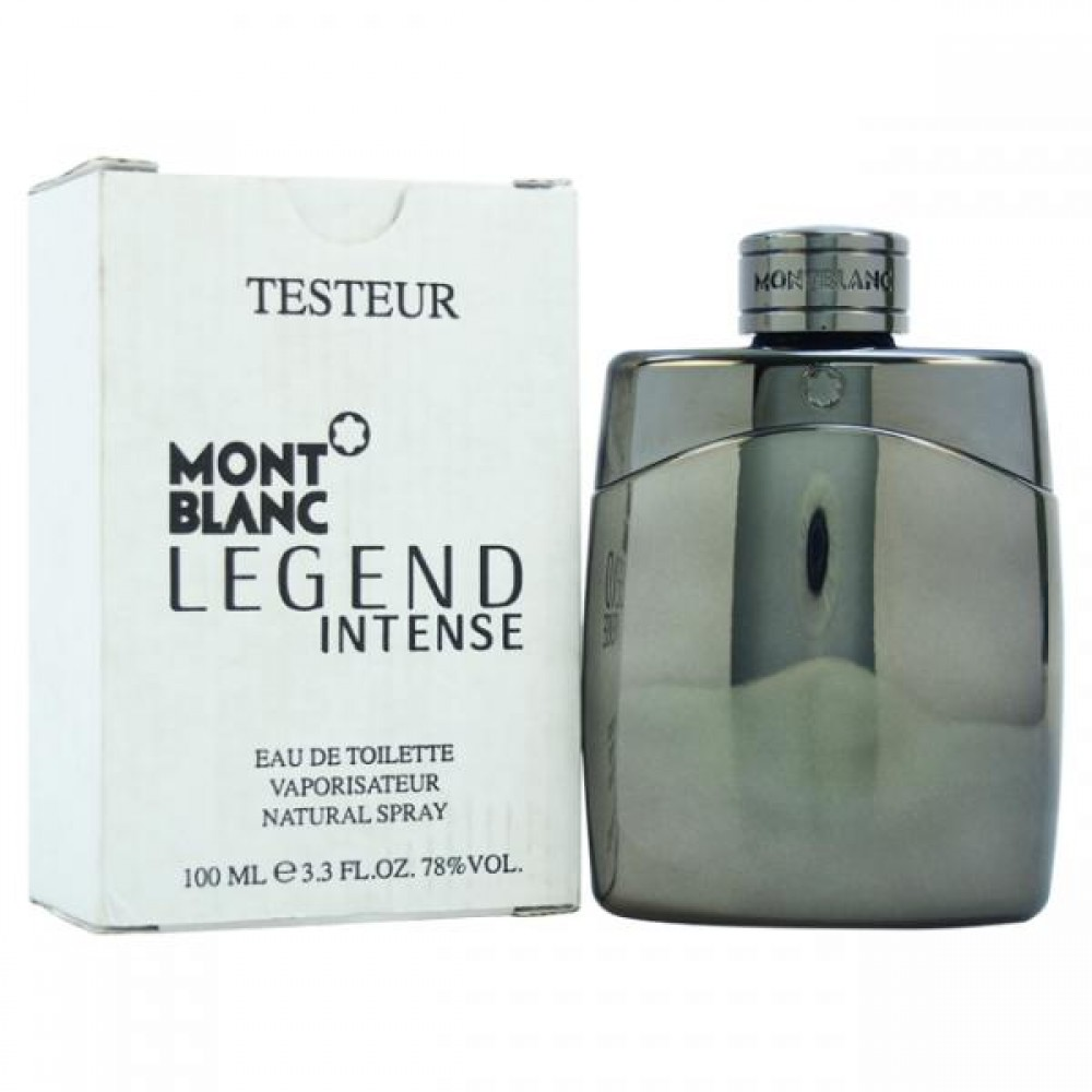 Montblanc Mont Blanc Legend Intense Cologne 3 4 Oz For Men Maxaroma Com