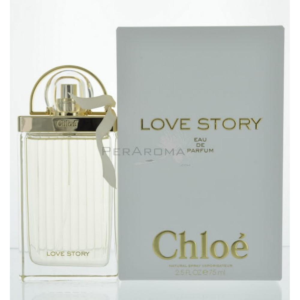 Love Story By Chloe Eau De Parfum 25 Oz Maxaromacom