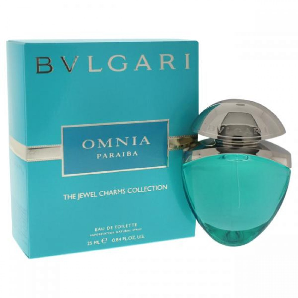 Bvlgari Bvlgari Omnia Paraiba Perfume 0 84 Oz For Women Maxaroma Com