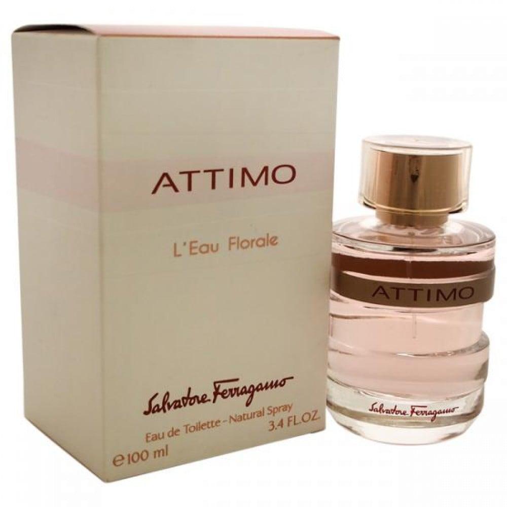 Salvatore Ferragamo Attimo L'Eau Florale Perfume 3.4 oz For