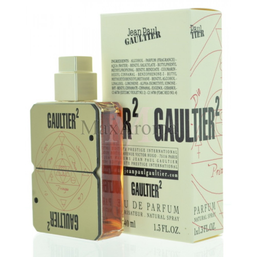 Gaultier2 The 1 Oz 3 Jean Love Paul Code Gaultier Perfume c3jq4S5ARL
