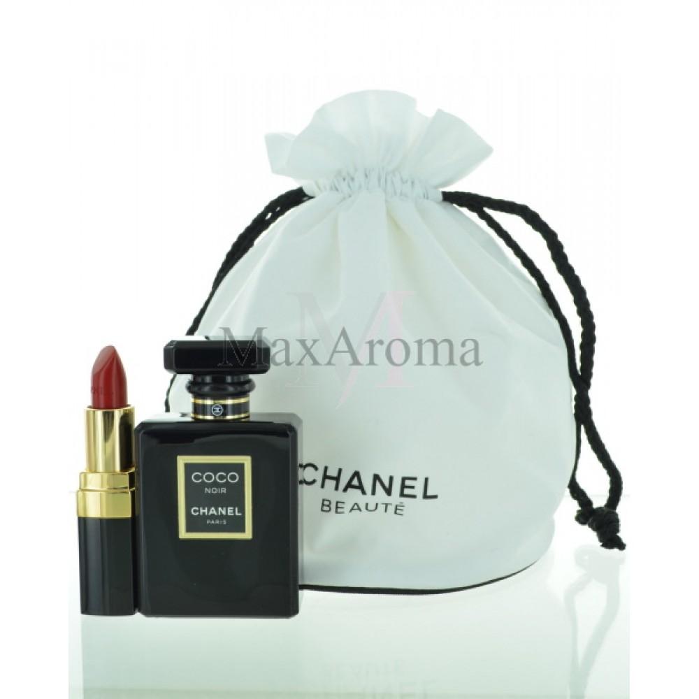 42d0a9a585 Chanel Coco Noir Perfume Gift Set |MaxAroma.com