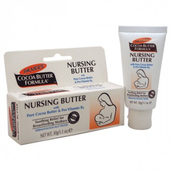 Cocoa Butter Formula Nursing Butter With Pro Vitam by Palmer's