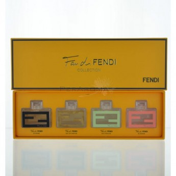Fan Di Miniature Collection by Fendi
