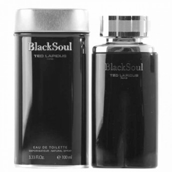 Black Soul by Ted Lapidus
