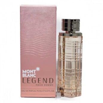 legend pour femme by mont blanc eau de parfum. Black Bedroom Furniture Sets. Home Design Ideas
