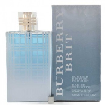 Brit Summer Edition Men by Burberry