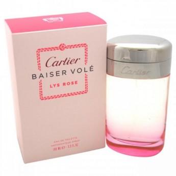 Baiser Vole Lys Rose by Cartier