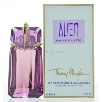 Alien By Thierry Mugler Eau De Toilette 20 Oz 60 Ml Spray For Women