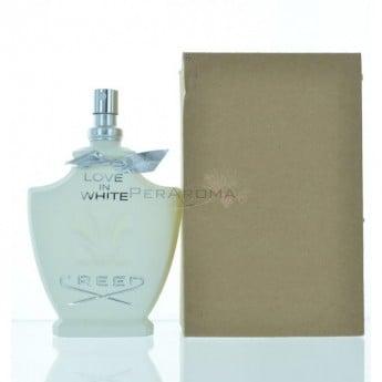 Love In White By Creed Testereau De Parfum Tester 25 Oz 75 Ml Spray
