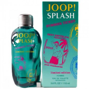 Splash Summer Ticket Limited Edition by Joop!