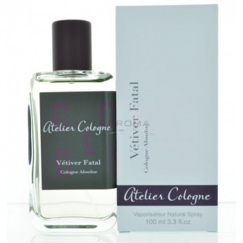 Vetiver Fatal by Atelier Cologne
