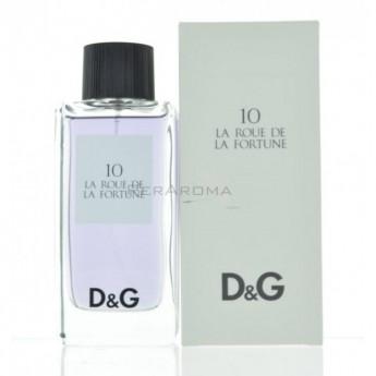 10 La Roue by Dolce & Gabbana