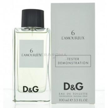 6 L'amoureux by Dolce & Gabbana