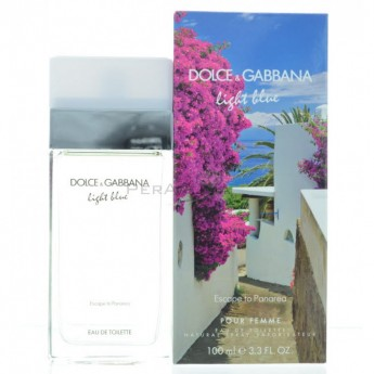 Light Blue Escape To Panarea by Dolce & Gabbana