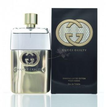 5e8243f28eb Guilty Diamond by Gucci Limited Edition for Men Eau de Toilette 3 oz ...