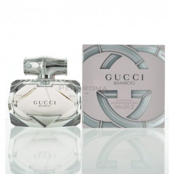 Gucci Bamboo By Gucci For Women Eau De Parfum 25 Oz 75 Ml Spray
