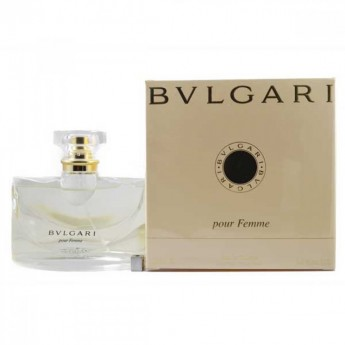 bvlgari pour femme by bvlgari for women eau de parfum 3 4. Black Bedroom Furniture Sets. Home Design Ideas