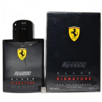 Black Signature by Ferrari