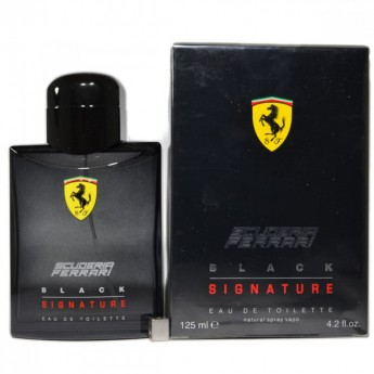 Black Signature by Ferrari