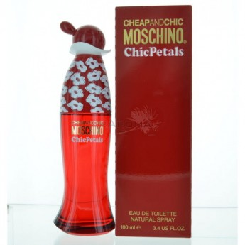 Chic Petals Cheap & Chic by Moschino
