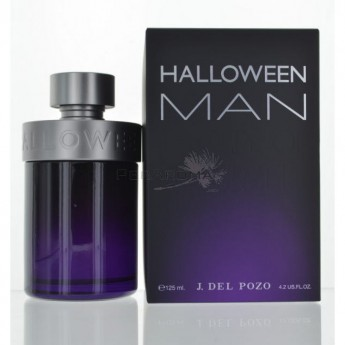 Halloween Man by J. Del Pozo