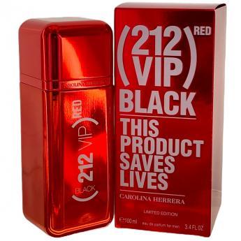 212 VIP Black Red  by Carolina  Herrera