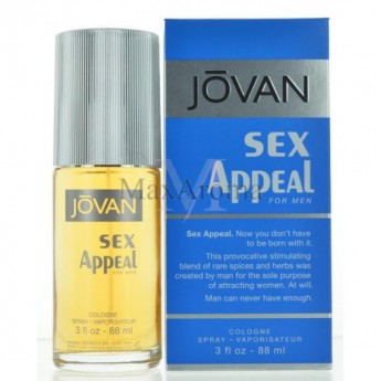 Sex Appeal by Jovan