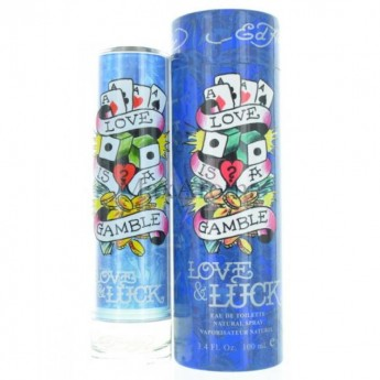 Love & Luck by Ed Hardy