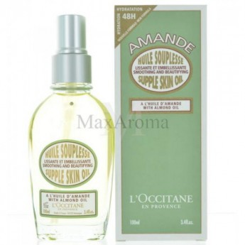 Amande Supple Skin Oil by L'occitane