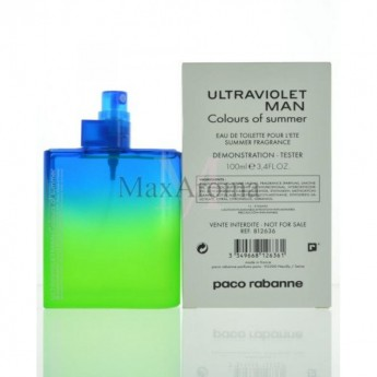 Ultraviolet Colours Of Summer by Paco Rabanne