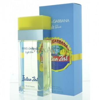 5d7c1068 Dolce & Gabbana Light Blue Italian Zest Perfume Women 100ml ...
