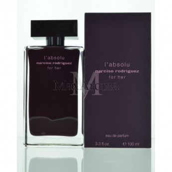 L'absolu for her by Narciso Rodriguez