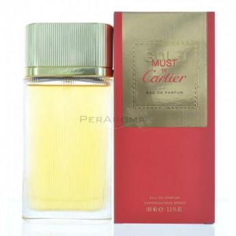 Gold Must De Cartier by Cartier