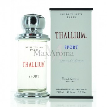 Thallium Sport  by Yves De Sistelle
