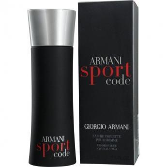 Code Sport by Giorgio Armani