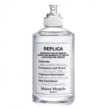 Replica Lazy Sunday Morning by Maison Martin Margiela