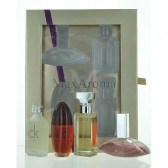 1255fd1a25b2b Calvin Klein Miniature Collection Set for WomenEau de Parfum 0.5oz ...