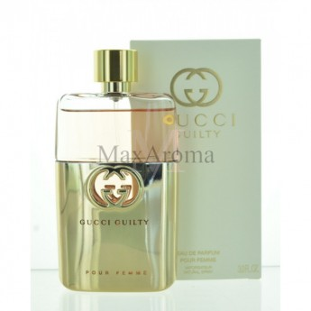 Gucci Guilty By Gucci Pour Femme Edp 3 Oz Maxaromacom