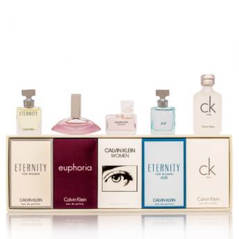 Travel Size Perfume Set by Calvin Klein