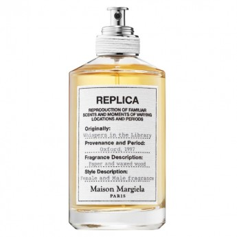 Replica Whispers in the Library  by Maison Martin Margiela