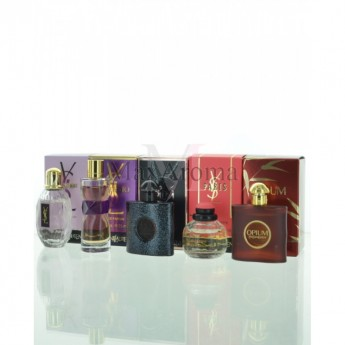 Mini Travel Selection  by Yves Saint Laurent