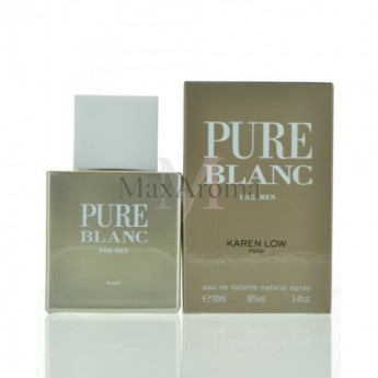 Pure Blanc Men by Karen Low