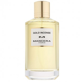 Gold Insence by Mancera Paris
