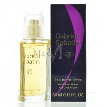 Gabriela Sabatini by Gabriela Sabatini