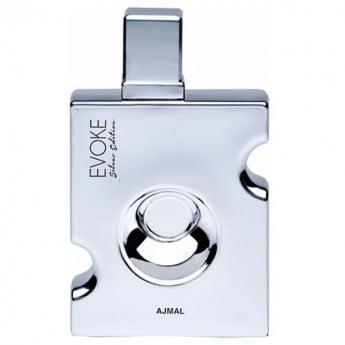 Ajmal Evoke Silver Edition Cologne For Men Edp 3 Ozmaxaromacom