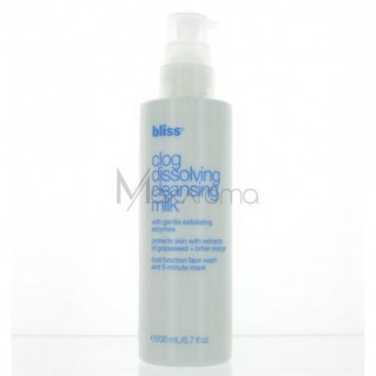 Clog Dissolving Cleansing Milk by Bliss
