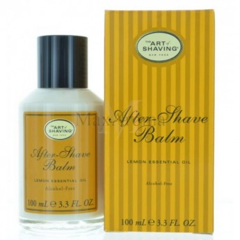 Lemon After-shave Balm by The Art Of Shaving