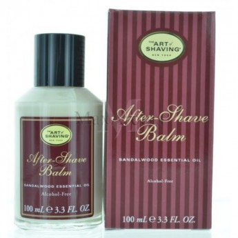 Sandalwood After-shave Blam by The Art Of Shaving